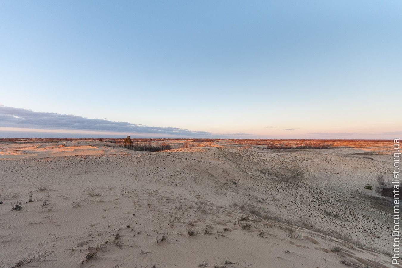 Зимова пустеля